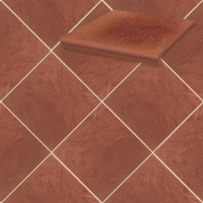 Напольная клинкерная плитка Paradyz, Taurus Rosa 300*300*11 мм