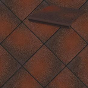 Напольная клинкерная плитка Paradyz, Cloud Brown Duro 300*300*11 мм