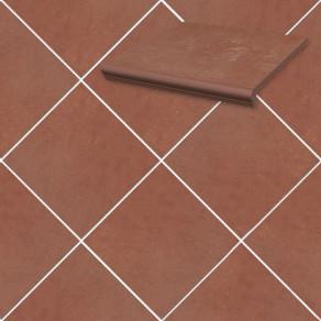 Напольная клинкерная плитка Paradyz, Cotto Naturale 300*300*11 мм
