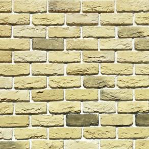 Облицовочный камень под кирпич ручной формовки Бремен Брик 305-30