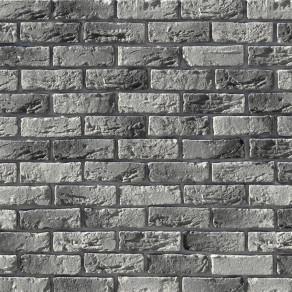 Облицовочный камень под кирпич ручной формовки Бремен Брик 307-80