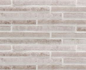 Клинкерная плитка под кирпич ригель формата Stroher RIEGEL 50 452 silber-grau