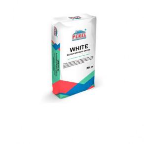 Клеевая смесь PEREL White 0317 «лето», 25 кг