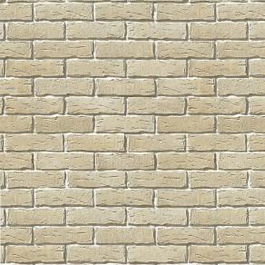 Облицовочный камень под кирпич ручной формовки Сити Брик 375-10