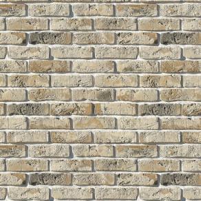Облицовочный камень под кирпич ручной формовки Лондон Брик 304-10