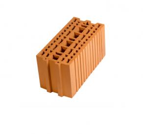 Керамические блоки Porotherm 20 поризованный 8,99 NF