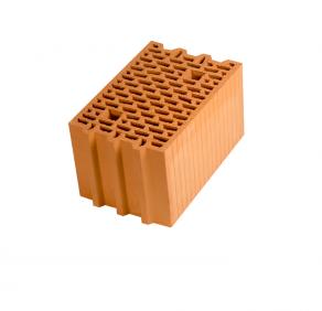 Керамические блоки Porotherm 25 поризованный 10,53 NF