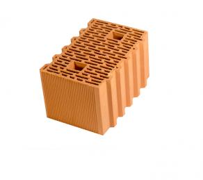 Керамические блоки Porotherm 38 поризованный 10,67 NF