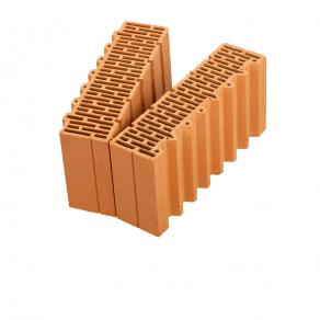 Керамические блоки Porotherm 51 1/2 доборный поризованный 14,32 NF
