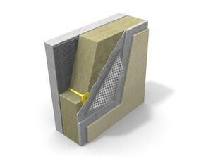 Теплоизоляция для штукатурных фасадов