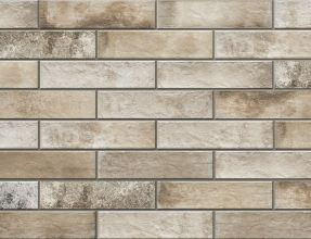 Клинкерная фасадная плитка под кирпич Piatto Sand 300*74*9 мм
