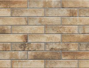 Клинкерная фасадная плитка под кирпич Piatto Honey 300*74*9 мм