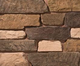 Облицовочный камень Выветренная скала, цвет 2
