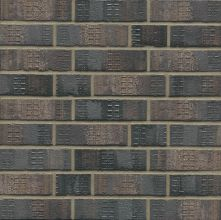 Клинкерный облицовочный кирпич Muhr L15FmS Schwarzbunt Edelglanz FmS WF, 210*100*50