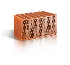 Поризованный рядовой блок RAUF Therme 12,35NF, 440*250*219