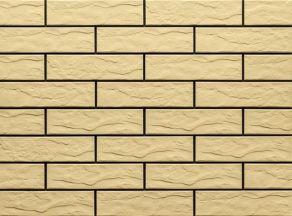 Клинкерная фасадная плитка под кирпич Piaskowa Rustic 240*65*6.5 мм