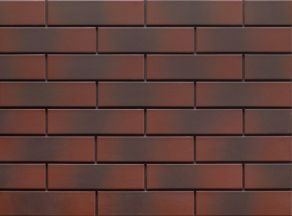 Клинкерная фасадная плитка под кирпич Burgund Shadow 240*65*6.5 мм