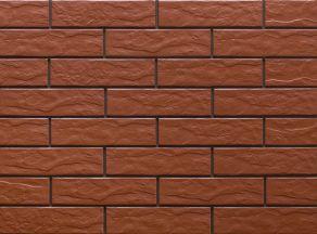 Клинкерная фасадная плитка под кирпич Rot Rustic 240*65*6.5 мм