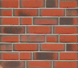 Клинкерная фасадная плитка Feldhaus Klinker R788 Planto ardor venito гладкая NF9, 240*9*71 мм