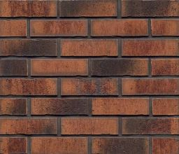 Клинкерная фасадная плитка Feldhaus Klinker R767 Vascu terracotta locata NF14, 240*14*71 мм