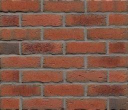 Фасадные термопанели с клинкерной плиткой Feldhaus Klinker R698 Sintra terracotta bario