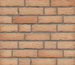Фасадные термопанели с клинкерной плиткой Feldhaus Klinker R696 Sintra crema duna