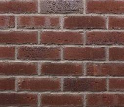 Фасадные термопанели с клинкерной плиткой Feldhaus Klinker R664 Sintra cerasi aubergine