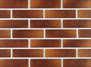 Фасадная плитка под кирпич Paradyz Aquarius Brown