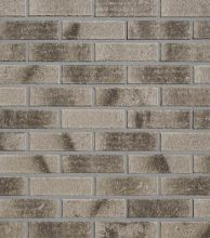 Клинкерная фасадная плитка под старину Roben MANUS Kyra carbon, 240*14*71 мм