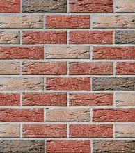 Клинкерная фасадная плитка под кирпич Roben Vogtland bunt, 240*14*71 мм