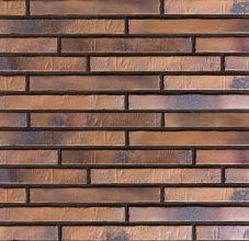 Клинкерная фасадная плитка под кирпич Stroher Glanzstueck N5