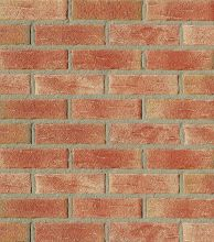 Клинкерная фасадная плитка под кирпич Roben Aarhus Rot-bunt, 240*14*71 мм